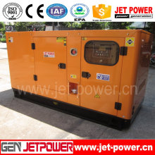 Soundproof 10kw 20kw 30kw Diesel Power Electric Trailer Portable Generator